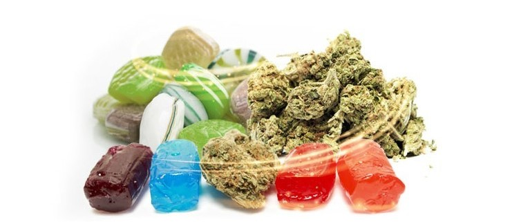 Making weed candy