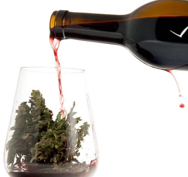 Weed Wine