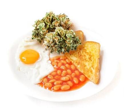 Marijuana breakfast Recipes