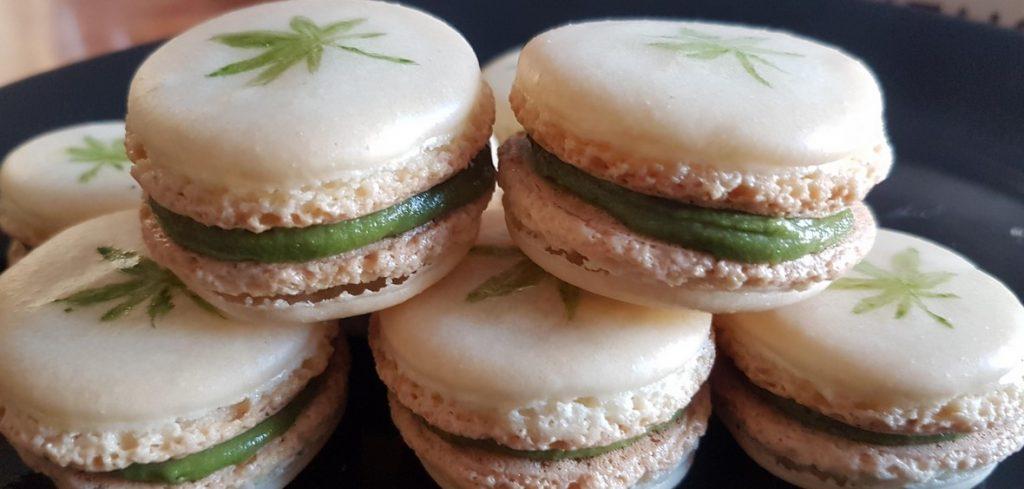 edible macarons
