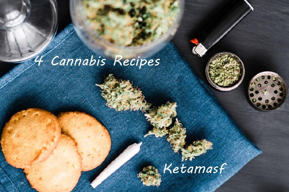 cannabis recipes