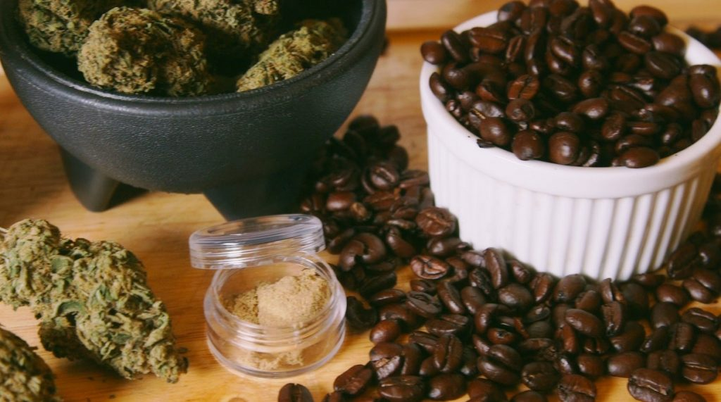 How to make weed coffee