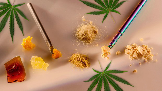 how to make thc concentrate