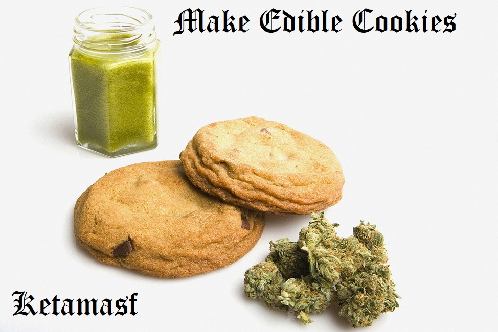 how to make edible cookies