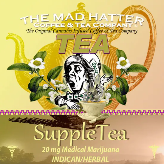 marijuana tea bags