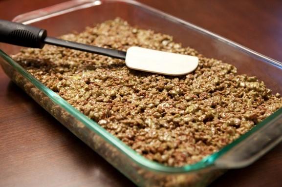 Marijuana Rice Crispy Treats