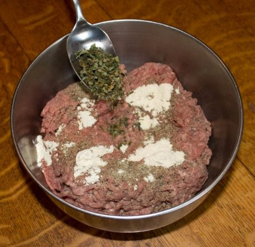 Weed burgers recipes