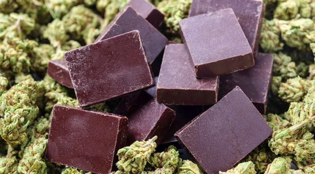How to make weed chocolate