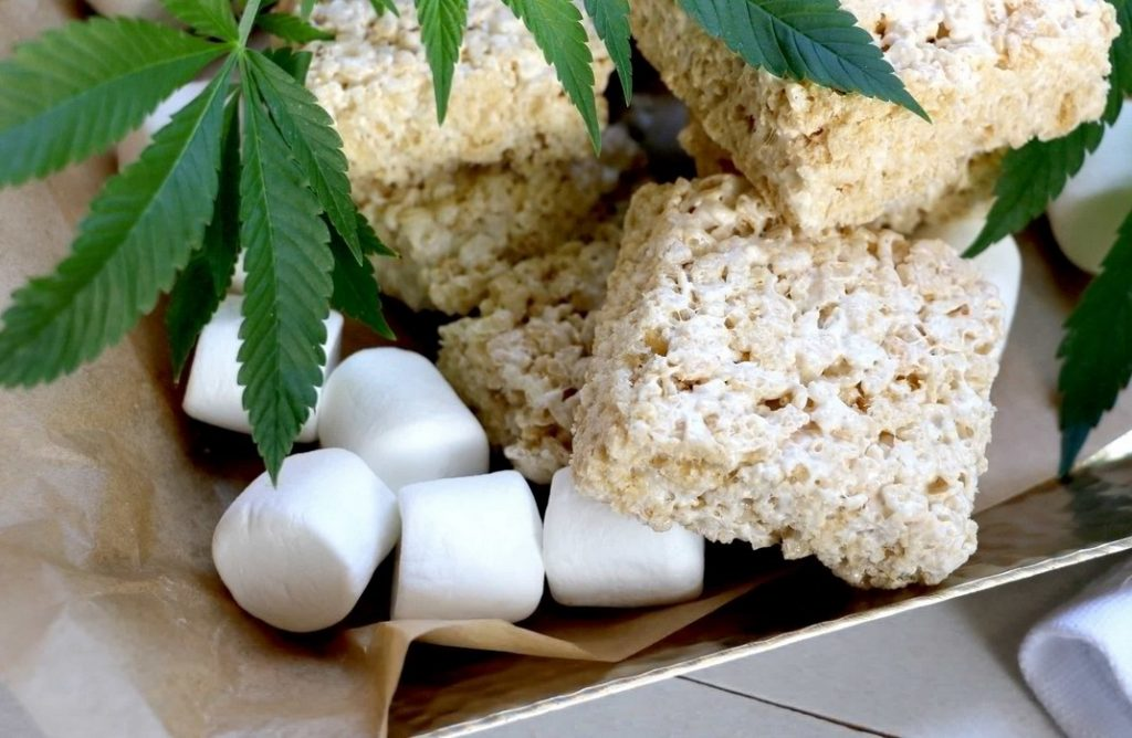 how to make cereal bar edibles