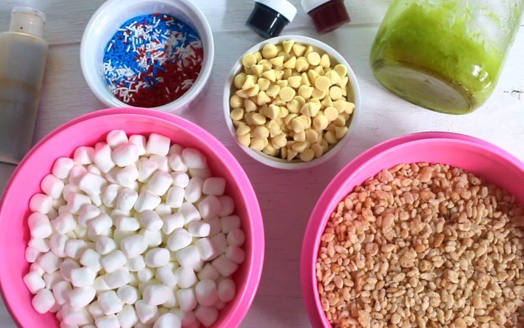 How to make rice crispy edibles