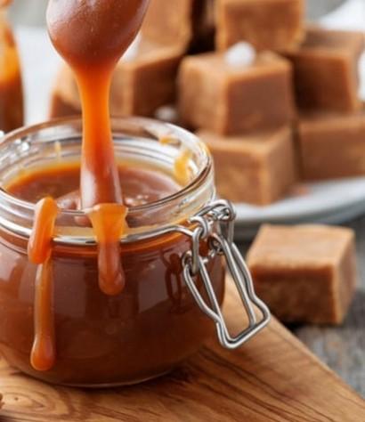 Сannabutter caramels