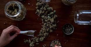 healthiest way to smoke weed
