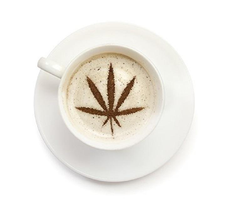 weed infused coffee
