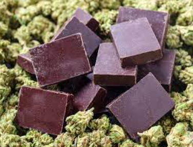 chocolate edibles recipe