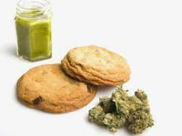 how to make a quick edible weed