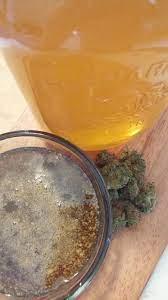 cannabis honey coconut oil
